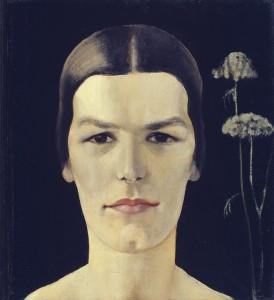 Anita RÇe_Bildnis Hildegard Heise_um 1927